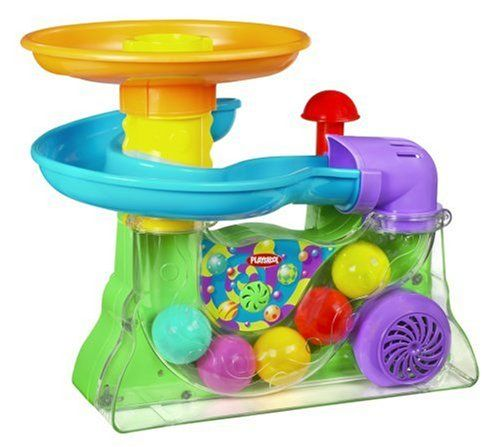 Best Ball Popper Toys For Kids : Busy ball popper by playskool toys from baby babble