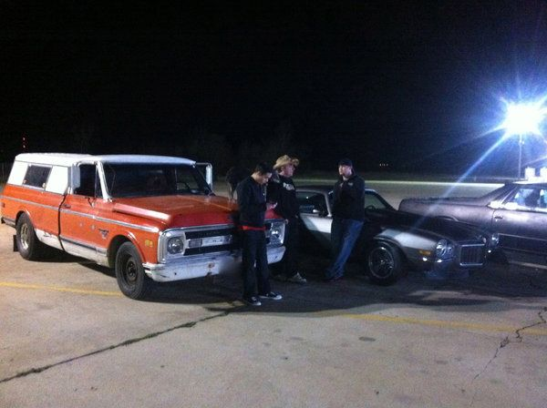 Sean Farmtruck Whitley Jeff Azn Bonnett And Brian Gotee Bo Tessner In Street Outlaws