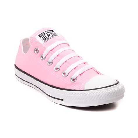 Sleek Women's Converse Ctas Pink Shoes