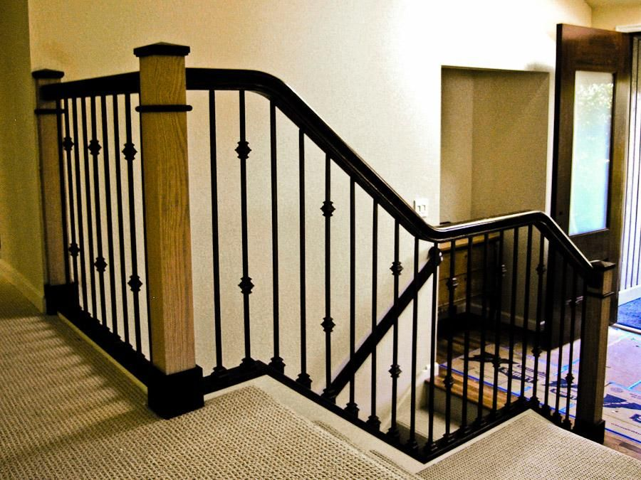 Wrought Iron Stair Spindles #Stair