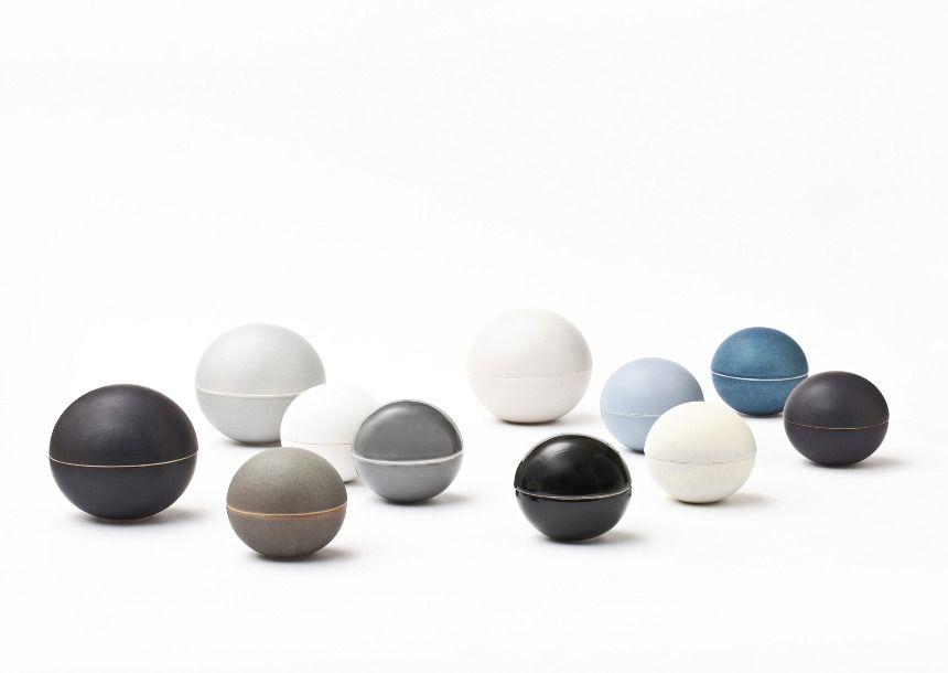 Bonbonnière rustic series - Uh la la Ceramics