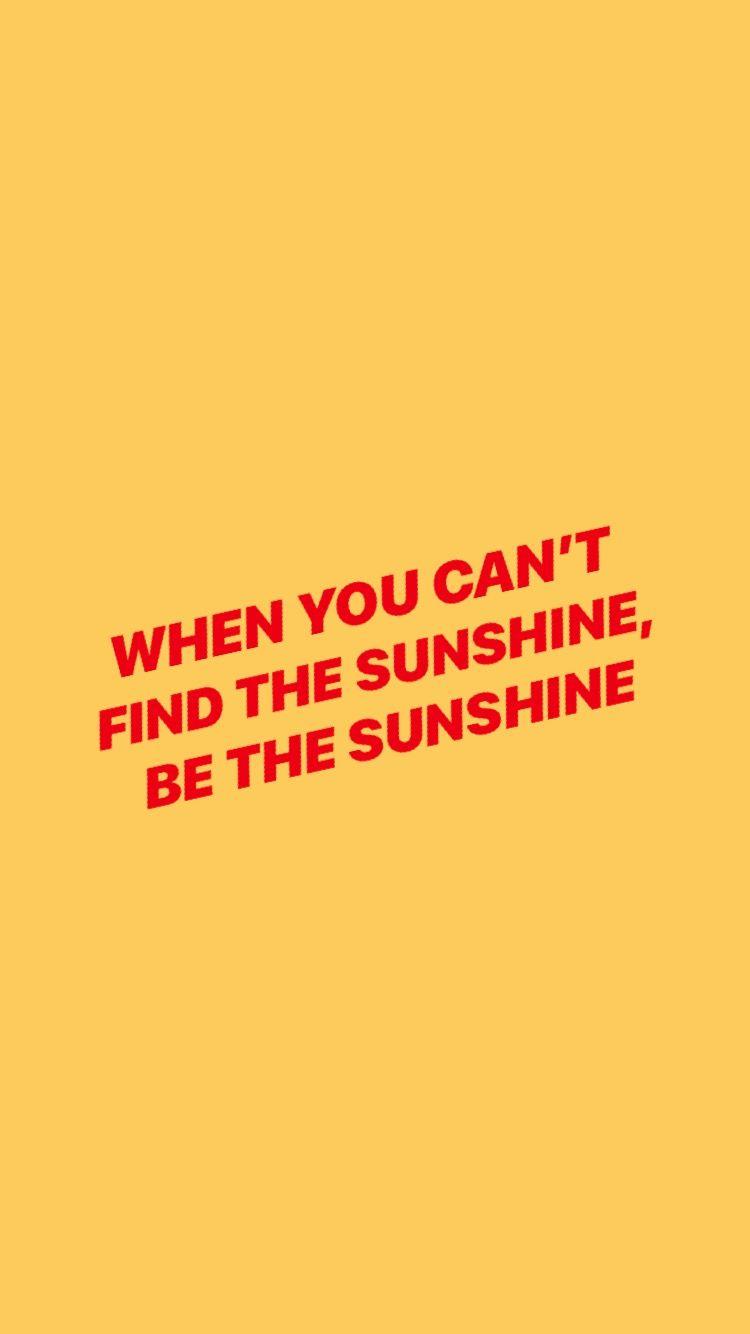 Poster Iphone Wallpaper Sun Sunshine