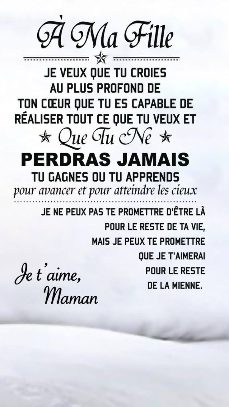 Citation D Une Mere A Sa Fille : citation, fille, Beaux, Proverbes, Partager, (notitle), Maman, Citation,, Belles, Citations,, Citations, Genre