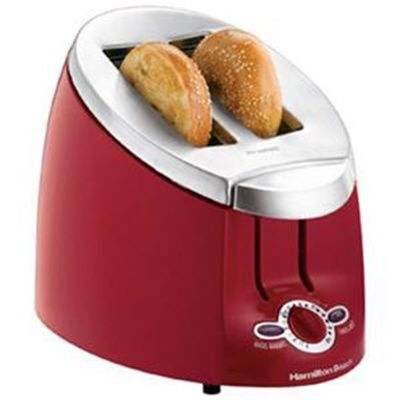 bagel slice led toaster stainless red setting up oster pop steel toast