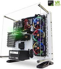 Thermaltake Core P5 Green Edition Atx Open Frame Mid Tower Liquid Cooling Computer Case Gaming Computer Pc Computer Desktop Pc