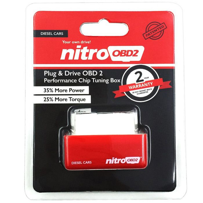 OBD2 Performance Tuning Chip Box Saver Gas//Petrol Vehicles Plug /& Drive Unique