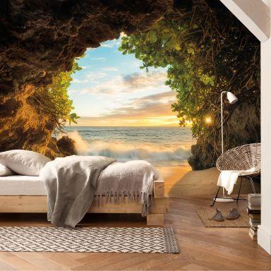 Schlafzimmer Tapeten  Fototapeten für das Schlafzimmer wall-art - moderne tapeten fr schlafzimmer