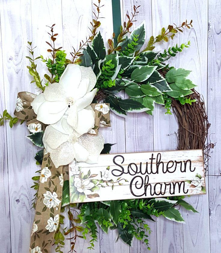 Spring Door Hangers Southern Charm