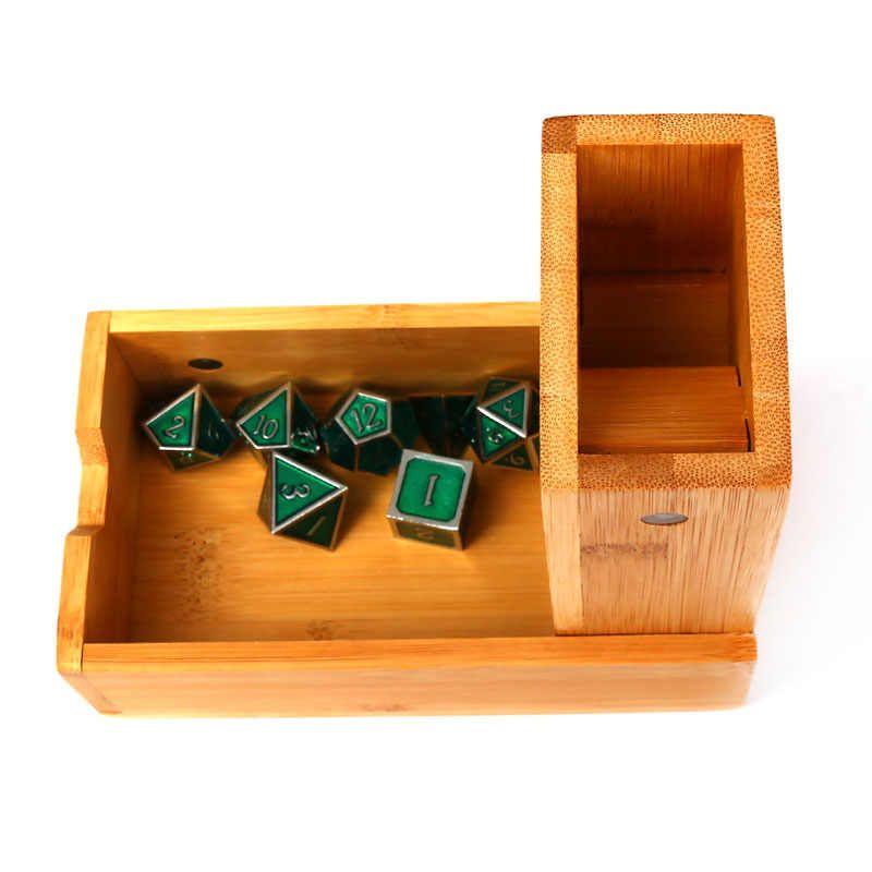 diy foldable dice tower