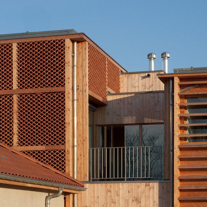 Prix national de la construction bois - Panorama - Extension du pôle