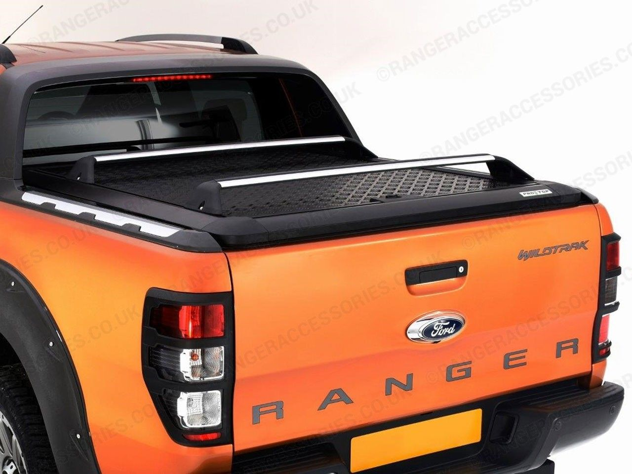 Ford Ranger Wildtrak 2012 On Double Cab Pro Top Lift Up Alu Cover In Black Ford Ranger Wildtrak Ford Ranger Ford Ranger Lifted
