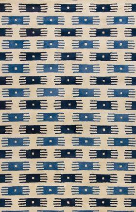 Contemporary Rugs Rowsyn Multicolor