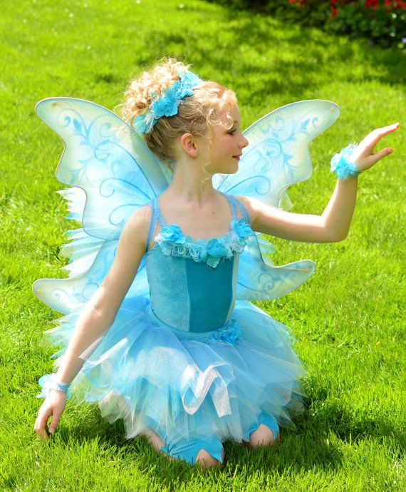 Flower Fairy Tutu Dress Tinkerbell Periwinkle Costume by Ella Dynae $190.00 #disney  sc 1 st  Pinterest & Flower Fairy Tutu Dress Tinkerbell Periwinkle Costume by Ella Dynae ...