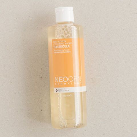 Neogen Calendula Cleansing Water Gently Remove Makeup Beauty Products That Work Skin Care Natural Beauty Tips