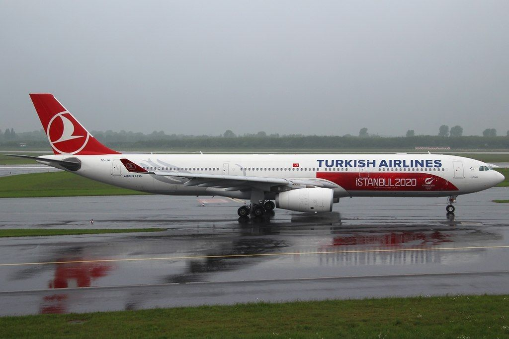 Turkish Airlines Fleet Airbus A330300 Details and Pictures