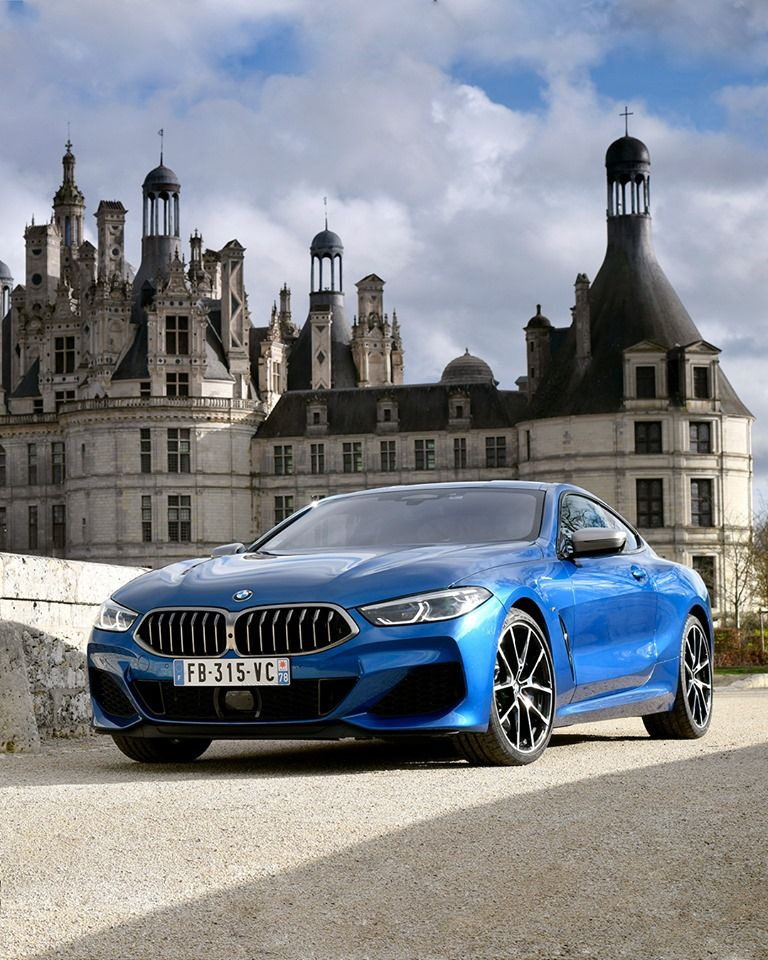 BMW M850i xDrive Coupé Fuel consumption in l/100 km