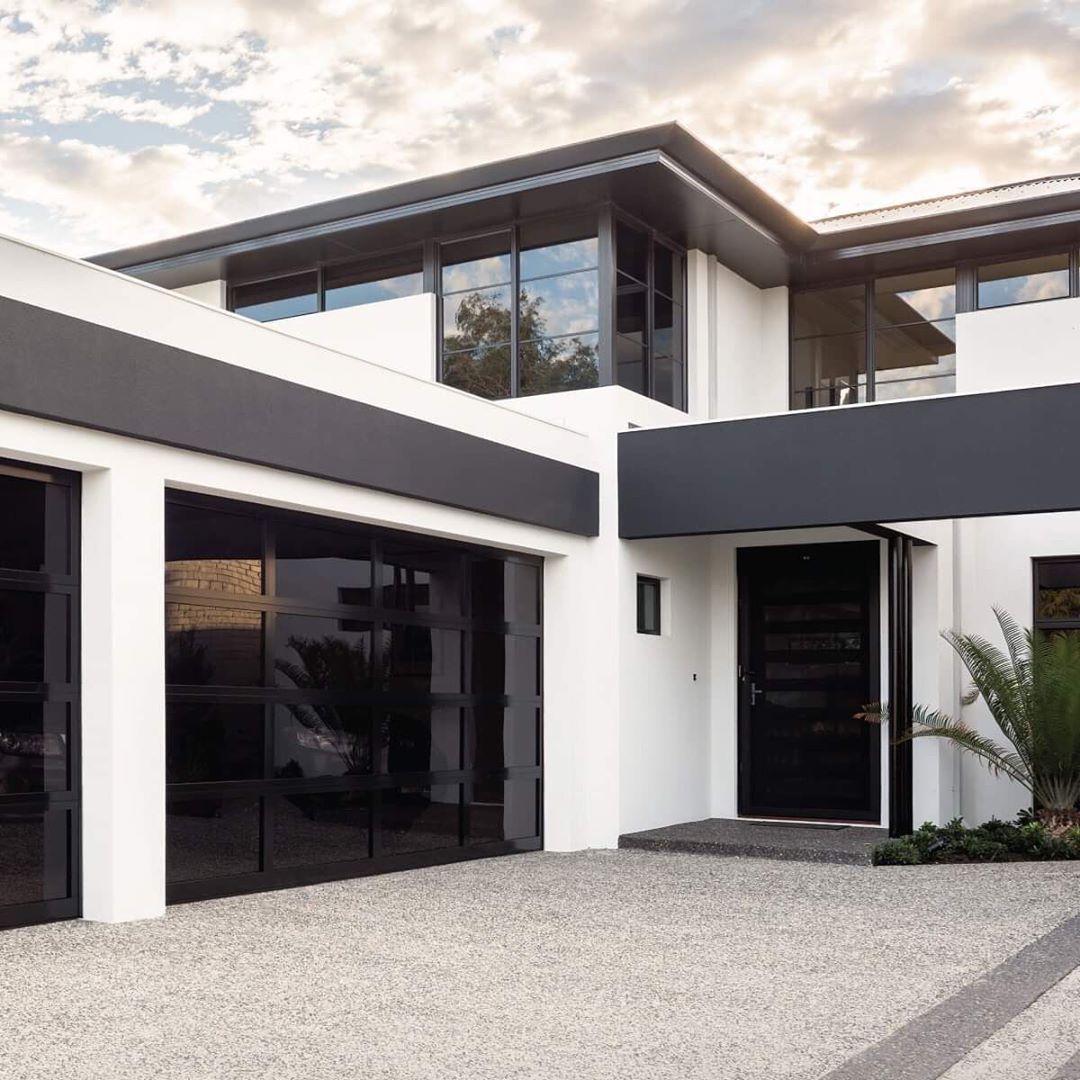 Steel Line Garage Doors On Instagram Be Different Be Inspired By This Inspirations Garage Door With Dar Garage Doors Garage Door Styles Modern Garage Doors