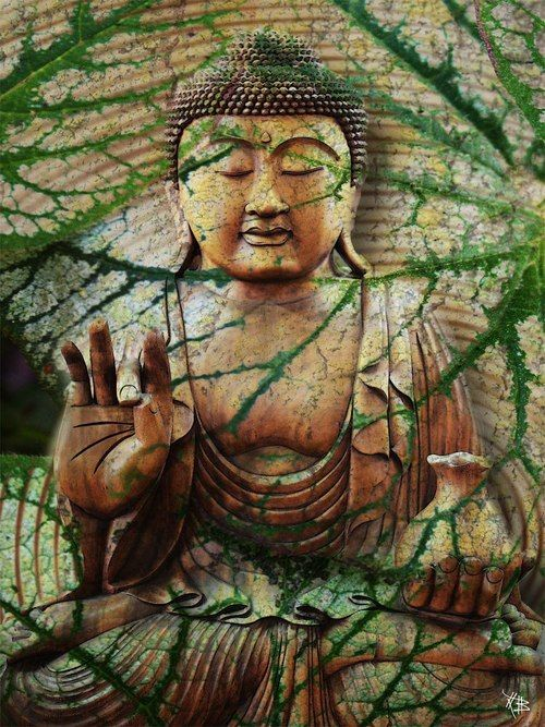 All beings by nature are Buddha, as ice by nature is water. Apart from water there is no ice; apart from beings, no Buddha. [from Song of Zazen, Hakuin Zenji] ..*