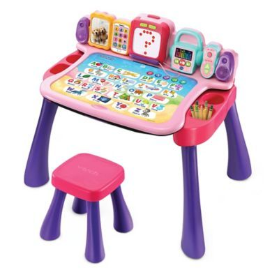 Vtech Explore And Write Activity Desk | Learning toys ...