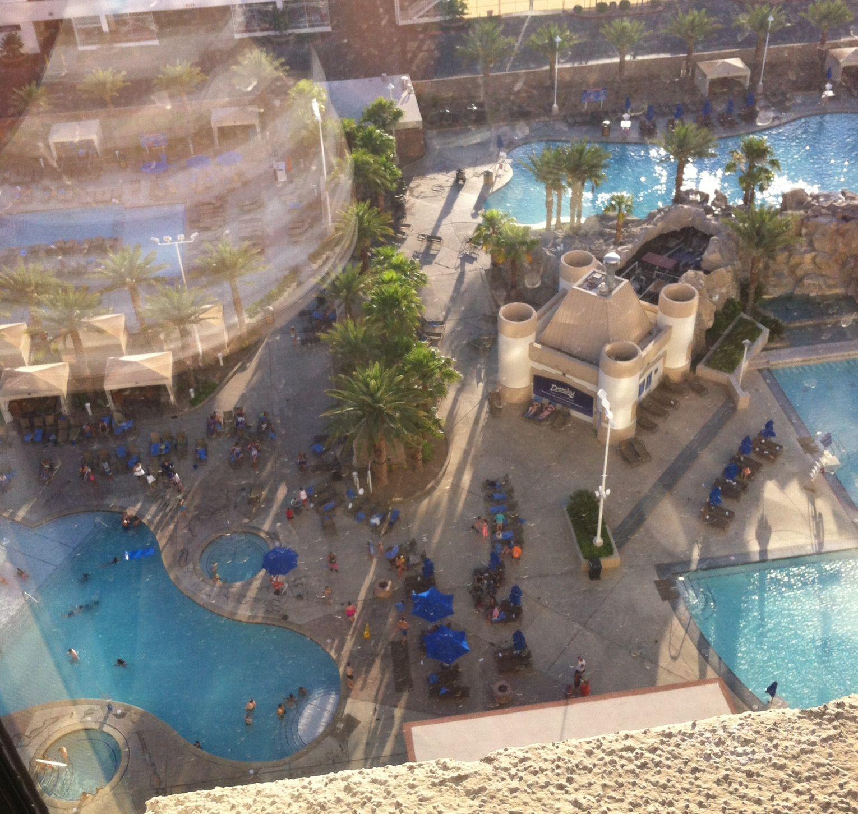 excalibur hotel casino pool