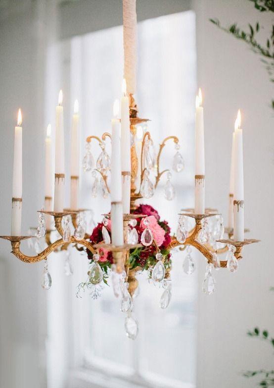 *chandelier