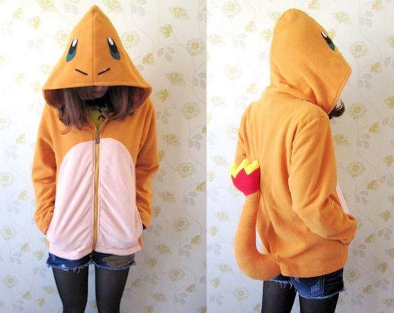 Custom Personalized Cosplay character animal Hooded hoody hood adult ...