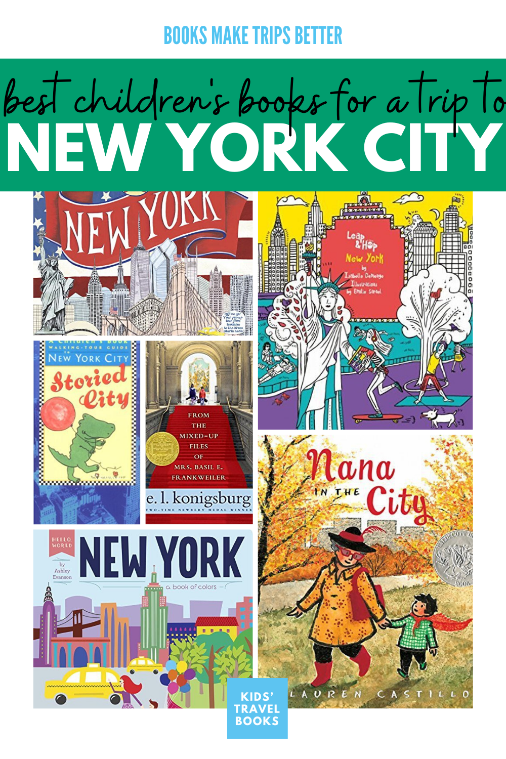 Best Books About New York City