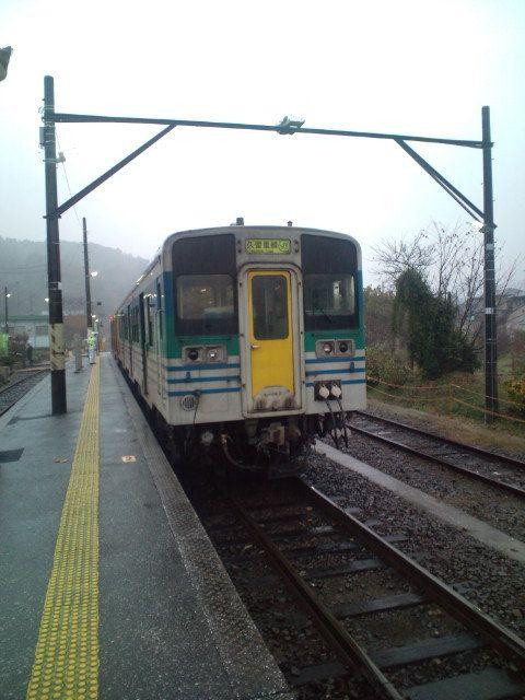 雨の久留里線 さよなら昭和の列車たち 列車 木更津 湘南
