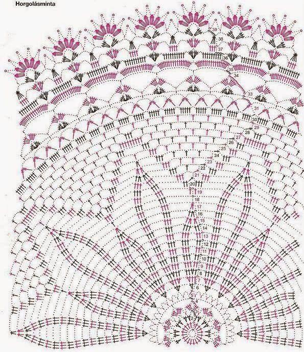 Kira scheme crochet: Rezultati pretraživanja za 1   Doilies ...