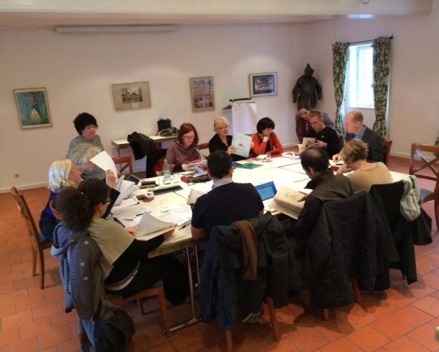 Day 2 of the Jury meeting! It was fascinating to see that the members did not take much time to get settled, but started their work immediately after the arrival.
