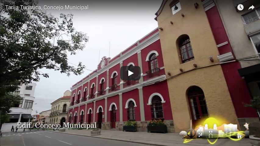 Conozca la casa donde funciona el Consejo Municipal de la