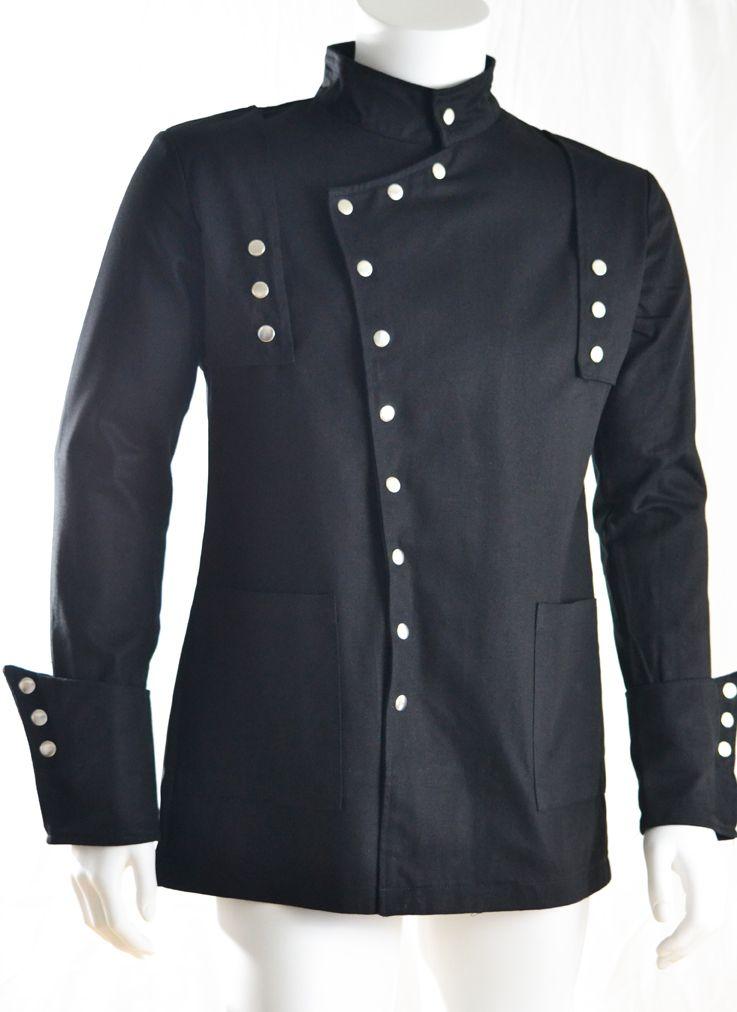 "Gothic Military Jacke ""Loki</div>             </div>   </div>       </div>     <div class="