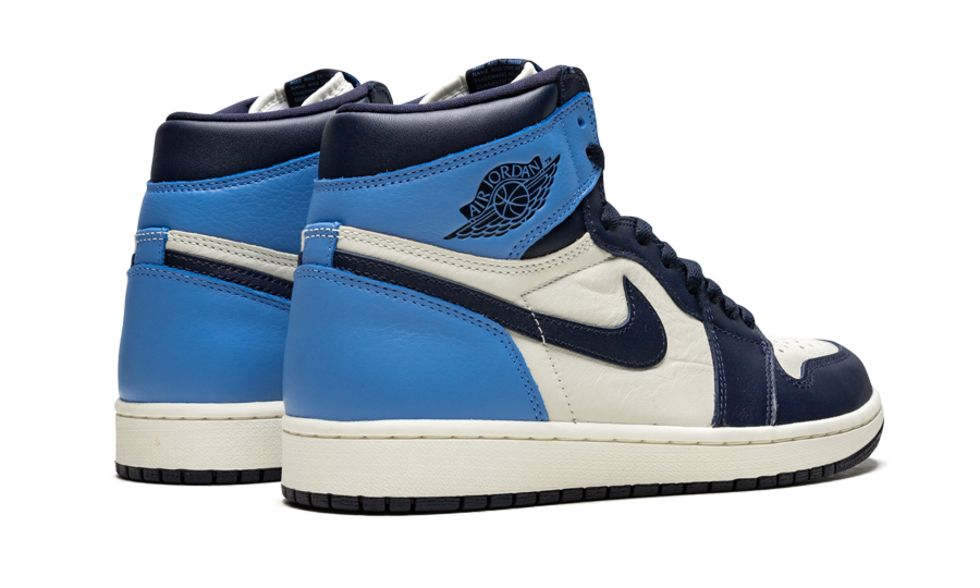 air jordan 1 retro bleu