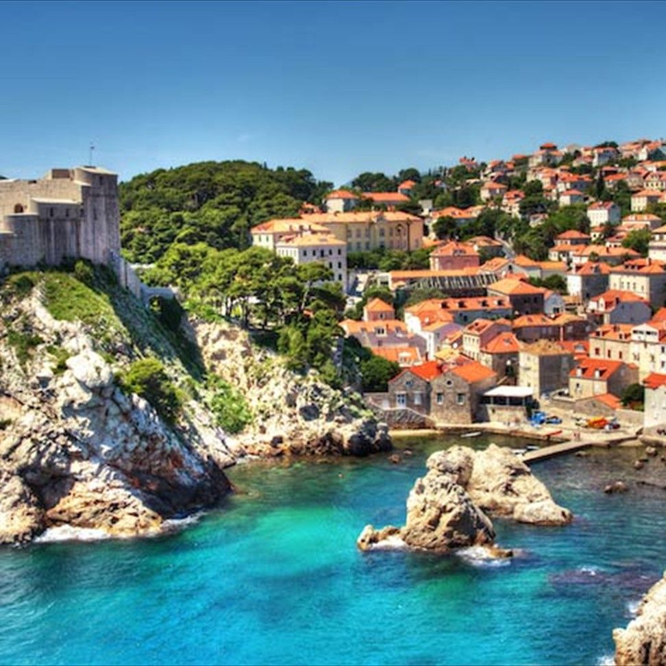 10 Day Croatia Road Trip Along The Most Scenic Crescent Route Momondo Discover Romantic Honeymoon Destinations Croatia Trip