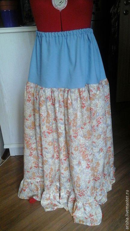 Объемная юбка купить