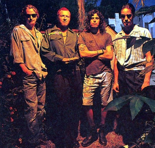 Stone Temple Pilots, 1993. | Stone temple pilots, Scott ...