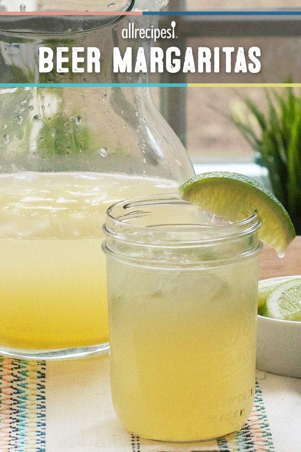Beer Margaritas Recipe With Images Beer Margarita Recipe Beer Margarita Drinks
