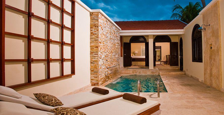 Butler Village Honeymoon Romeo Juliet Sanctuary One Bedroom Villa Suite With Private Pool 410 Pp Pn Located In Ocho Rios Jamaica