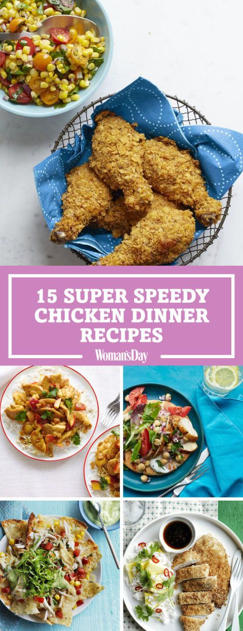 Chicken Again? Yes, When the Recipes Are This Good! | Easy ...