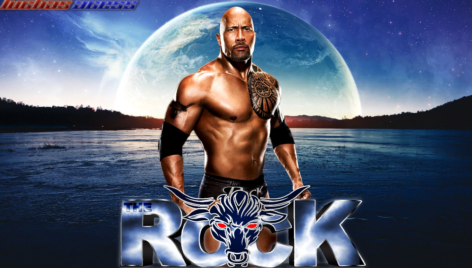 Wallpaper the rock 2013 rock wallpaper and cm punk wallpaper the rock 2013 cm punkwallpaper free downloadthe voltagebd Image collections