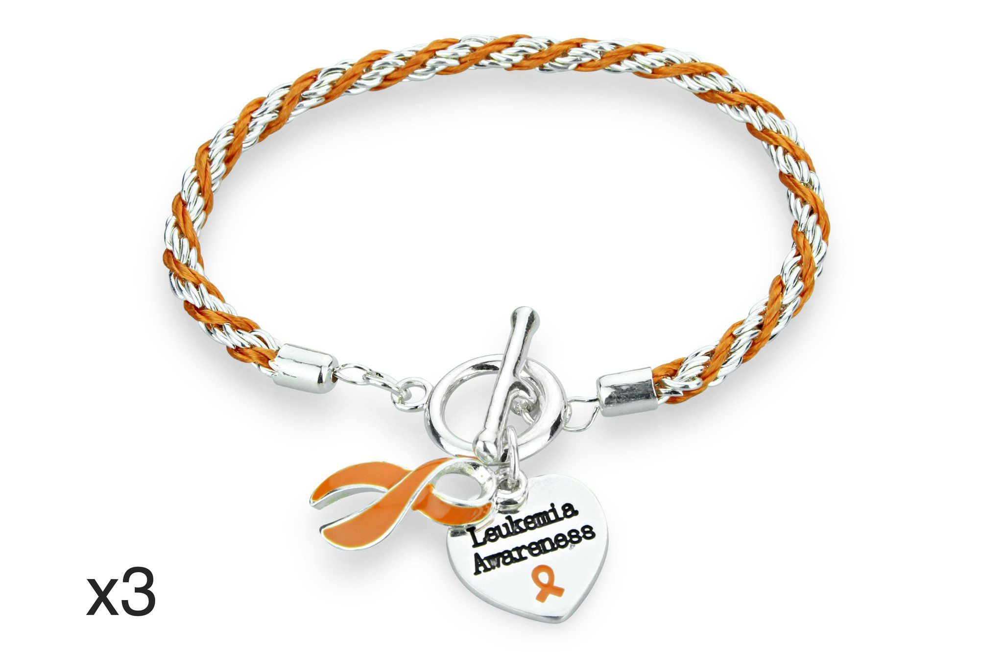 ribbon your stronger pin survivor the lyme leukemia heart lupus than disease pick storm cancer brca awareness bracelet als