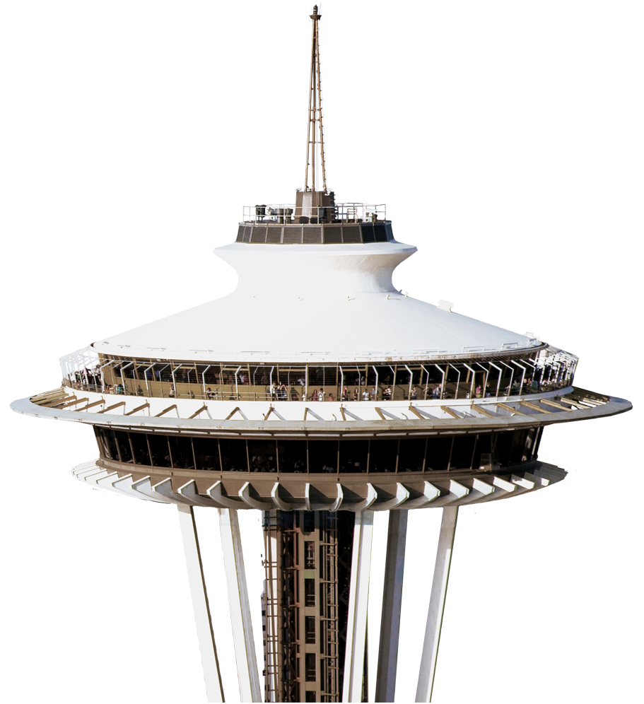 Best Places To Stay Near Seattle Wa: Best Place To Visit In Seattle Is The Space Needle! Space