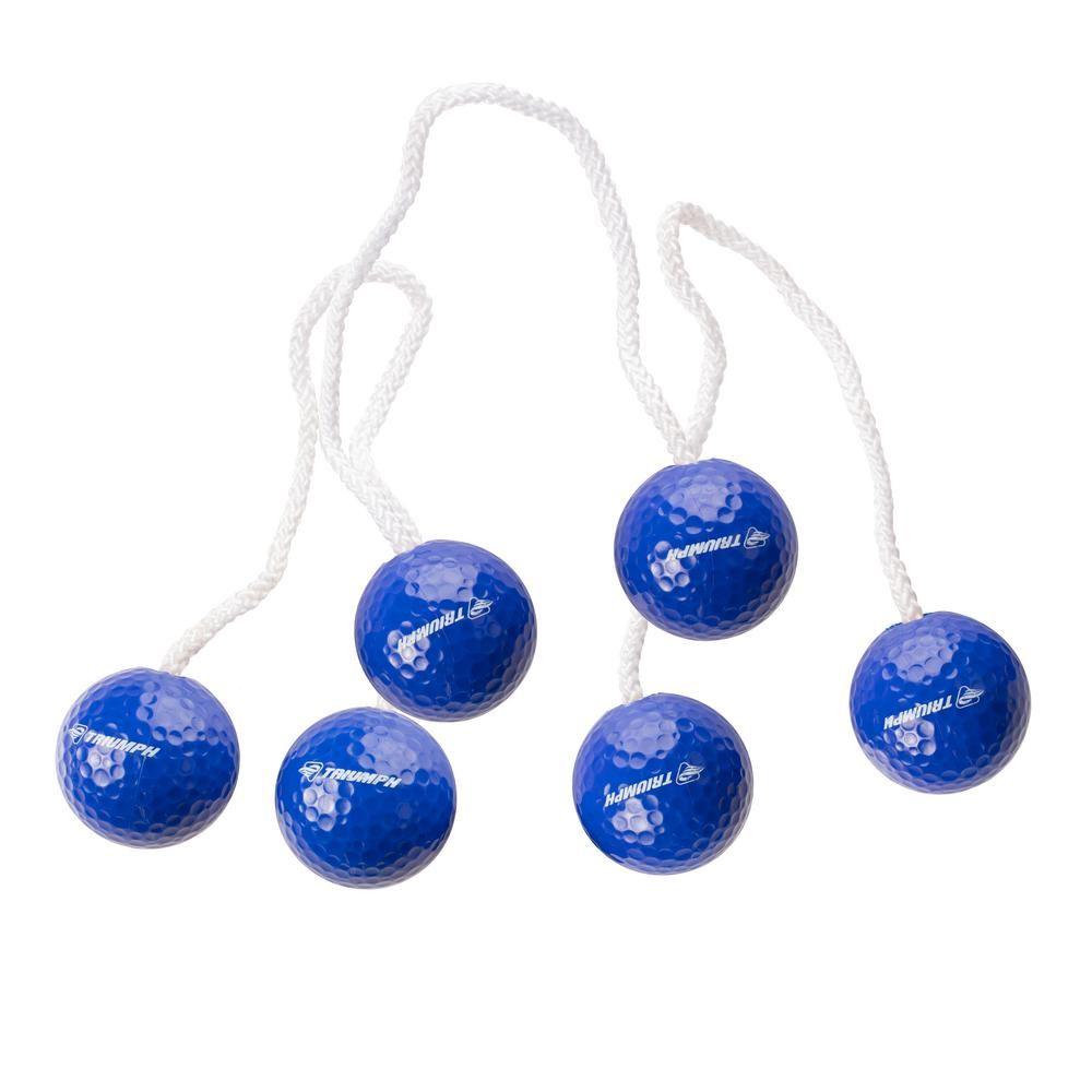 Triumph Sports Usa Blue Tournament Ladderball Bolas Triumph