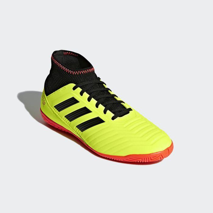 ad4f4e058 adidas Predator Tango 18.3 Indoor Shoes | Products | Adidas, Yellow ...