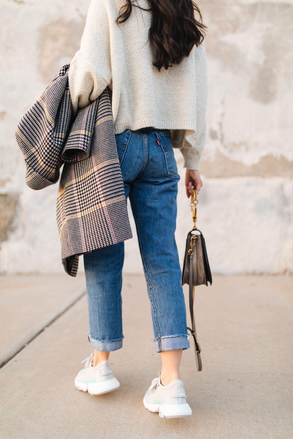 Wear Sneakers Effortlessly - chunky