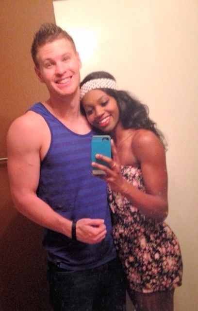 Kpop boy dating black girl