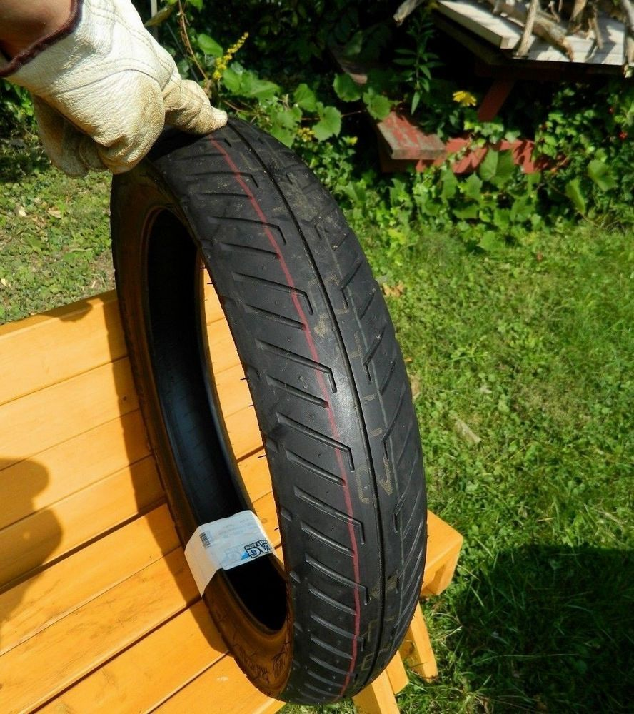 Dunlop K105F Front Motorcycle Tire 110/80-18 Concours 4390-70