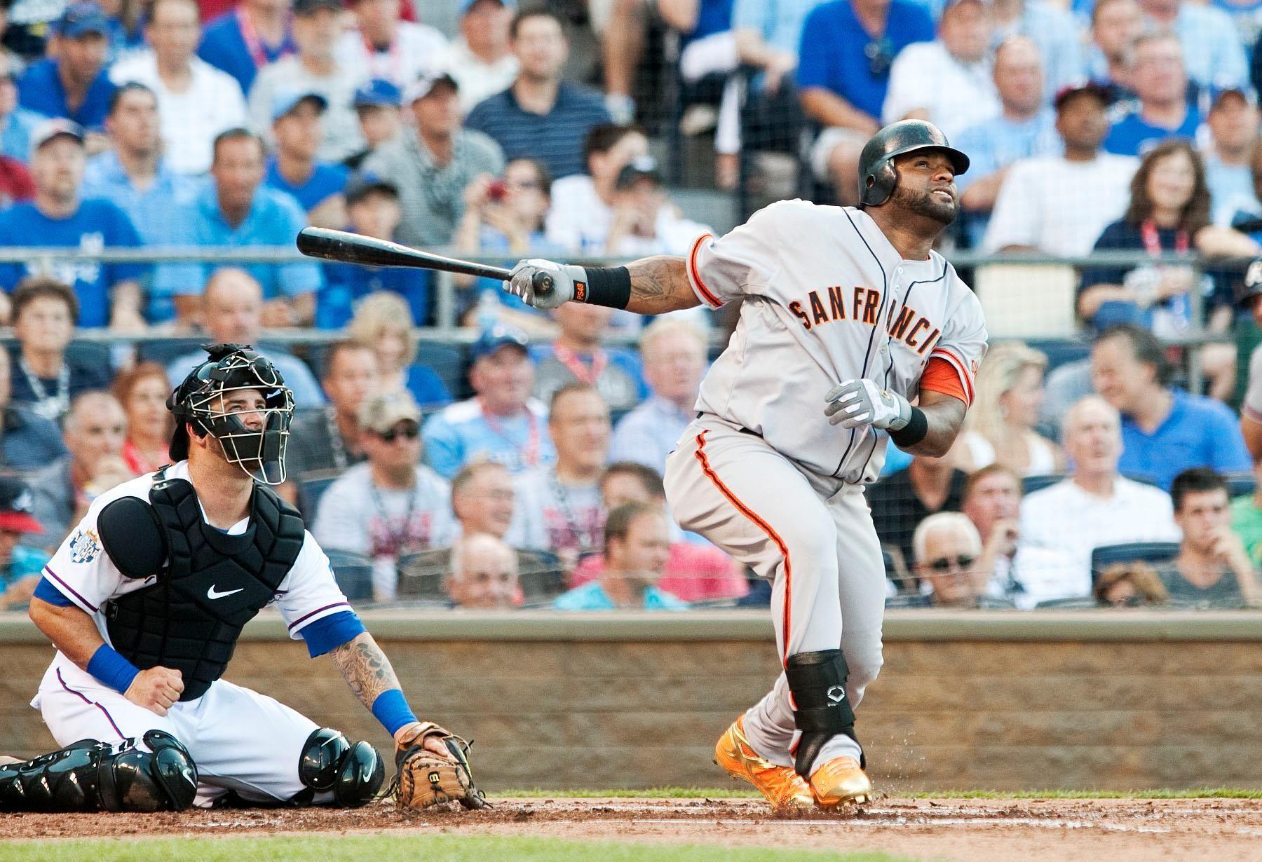 MLB facebook  Giants coming up big as it's 8-0 NL after 4. http://atmlb.com/PKrK8k