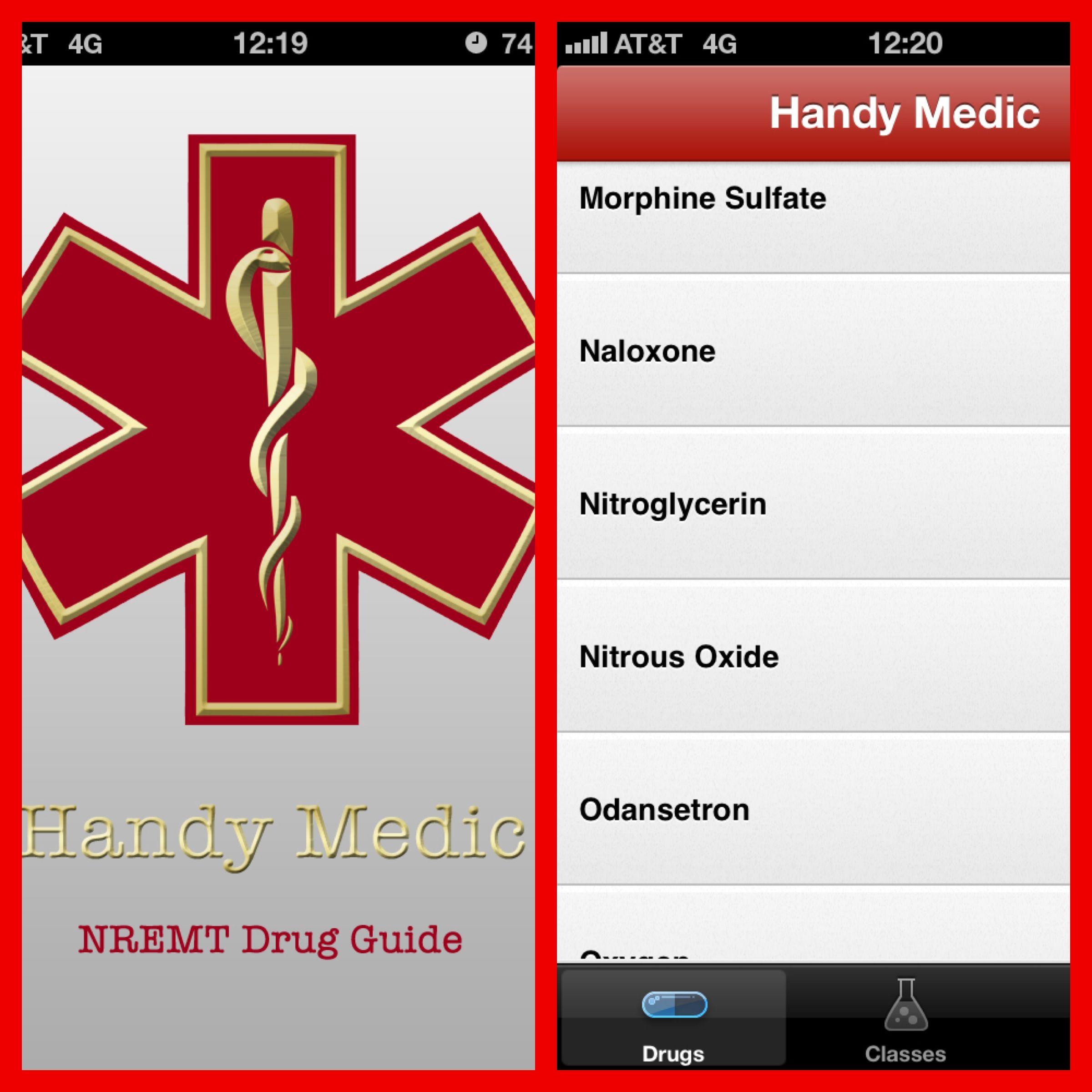 #emt #paramedic great way to learn drugs for anyone going through the program. Emt #medicalprestonnalex