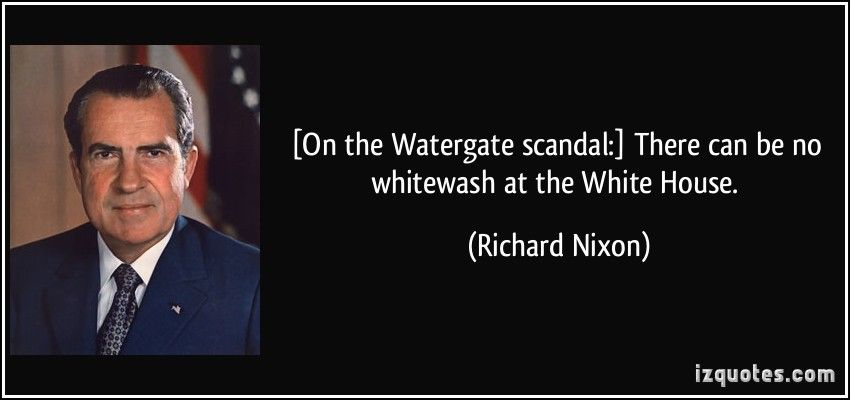 White House Quotes Adorable Izquotes Quotespictures Quoteonthewatergatescandalthere .